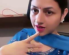 Pooja Bhabhi Suhag Raat Sex Hot MMS