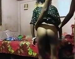 Slim Bengali Live-in lover Drilled At the end of one's tether Hostess