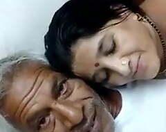 Hot bhabi deep-throats old rotundity dig up