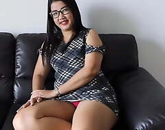 Buxom Asian More a Big Contraband Takes it all