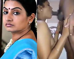 Tamil Aunty's Blowjob Castle in the air