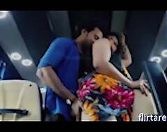 Indian Sexy Aunty Shafting Nuisance involving Stranger Yon Bus