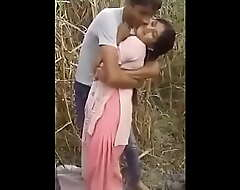 Indian Bhabhi Blackmailed  In Sugar can field By Village Crony