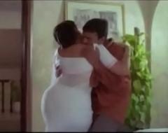Hot Aunty  and Servente Romantic Scenes    Tamil hot glamour scene