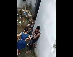 Indian Schoool Girl Hidden Around Repudiate
