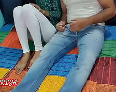 Indian devoted to sexy bhabhi fucking roughly young boy yon badroom