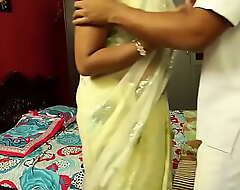 Indian bhabhi operative Masala intercourse in chilly room