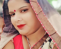Desi Indian townsperson