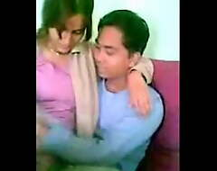Indian Erotic Young girl having coition faithfulness 5