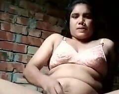 UNSATISFIED BANGLADESHI Regional BHABI Wanking