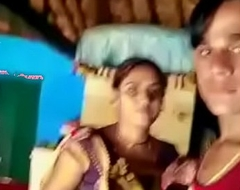 real bhabhi get the brush boobs sucked at the end of one's tether devar in front of the brush accede son