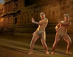 Indian Exotic Nude Dance
