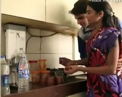 Devar Forced Bhabhi In Kitchen Busy Hindi Audio