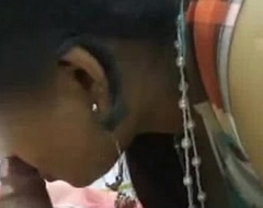 Indian Aunty bjowjob increased by fucking with their way Partner