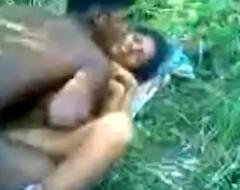 Desi married woman indestructible fuck in jangol