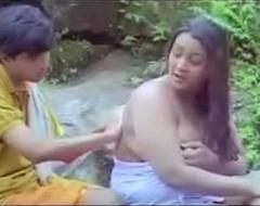 Hot dessi girl seduce a boy in duct