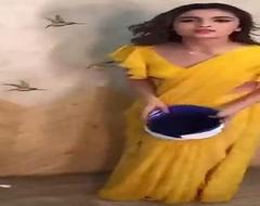 Alia Bhatt Actress Hawt Dance For Tip Tip Barsa Paani