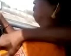 TAMIL AUNTY IN CAR Ambience Gumshoe