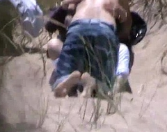 indian amateur clamp outdoor