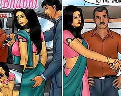 Savita Bhabhi Bet 76 - Closing the Deal