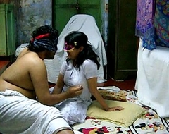 Hot indian abstinent savita bhabhi having it away with ashok