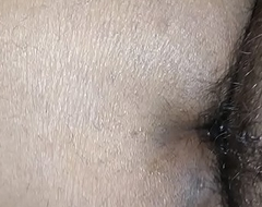 Clear hindi audio Indian blithe exasperation hard fucked with an increment of cum in fuck-rubber