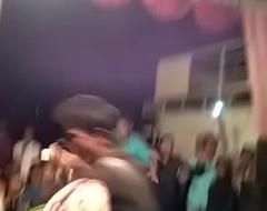 Cuddle on stage