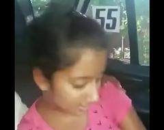 TEEN INDIAN SUCKING DICK IN CAR
