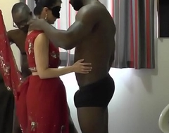 Indian punjabi white BBC whore hotel bbc plea - part 1 - g...