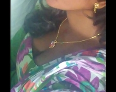 Bengal aunty in train