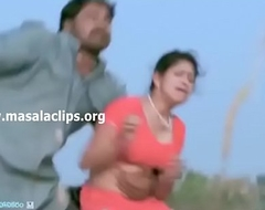 Kannada Actress Boobs added to Navel Molested Video