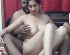 Desi punjabi girl getting fucked overwrought her husband