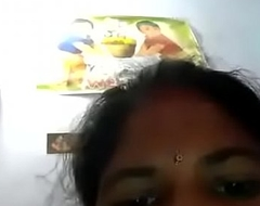 Desi telugu mom soul n pussy show self captured