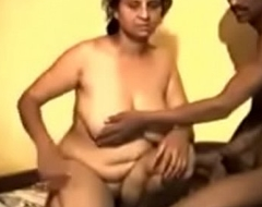 Retrograde Averse Desi Aunty gets Fucked on Video for Money
