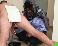 Mia khalifa jerking off cocks for science