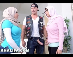 MIA KHALIFA - MILF Stepmom Julianna Vega Tries To pWN Mia's Big Dick Infidel Boyfriend