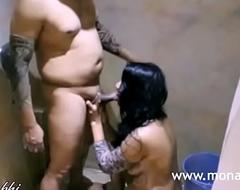 750875 indian bhabhi blowjob with regard to shower 480p