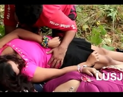 One guy romance with telugu girls outdoor