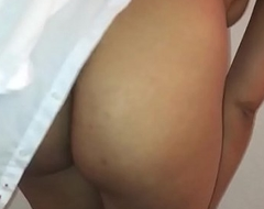 Indian chick unadorned winning of her bf