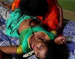 Indian Mallu  Dwelling-place Wife Romance With Fake Baba - Madhuram Movies -