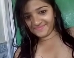 Mallu Kerala Indiangirl Lincy Nude Behave oneself Big Boobs.MP4
