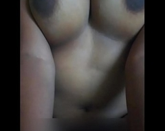 Indian girlfriend moaning &amp_ orgasm leaked