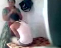 indian aunty romance with neighbour boy