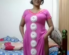 Indian bhabi in the same manner interior tits pinpointing pussy aggravation order