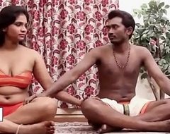 Indian Couple'_s Sensual Yoga Hot Making love Video [HD] - PORNMELA.COM