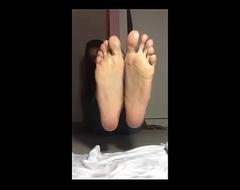 Oily Indian Feet