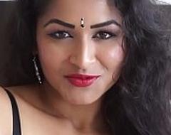 Desi Dhabi wears Precipitous dress to please you - Maya