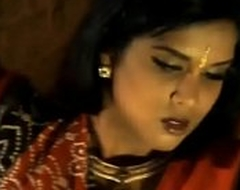 Shy Indian Infant Undressing